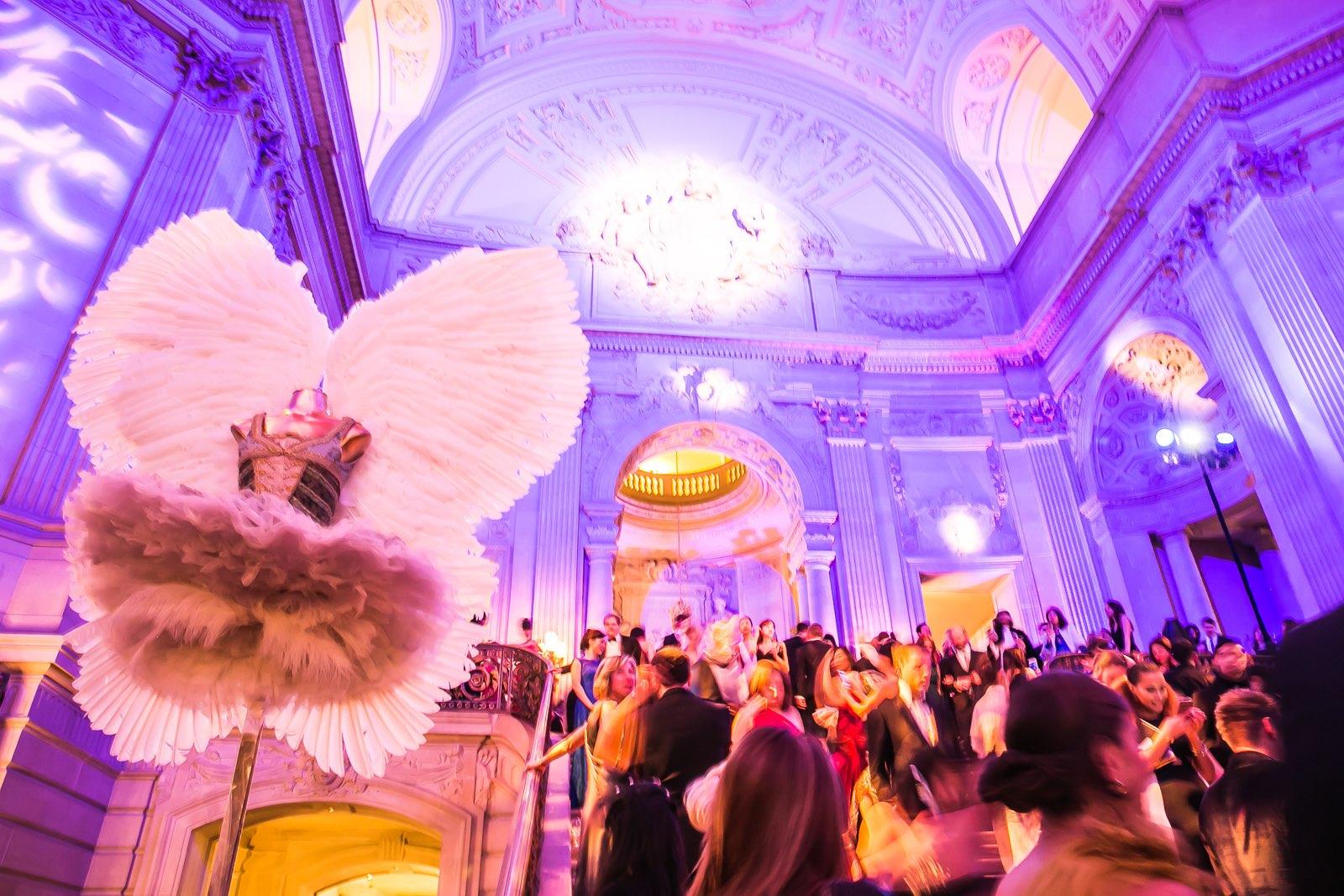SF-Ballet-gala-SF-City-hall Nightlife