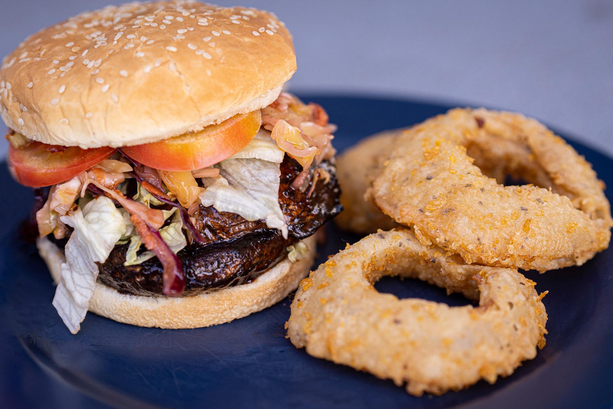 portobello-burger-onion-rings SEA SHEPHERD