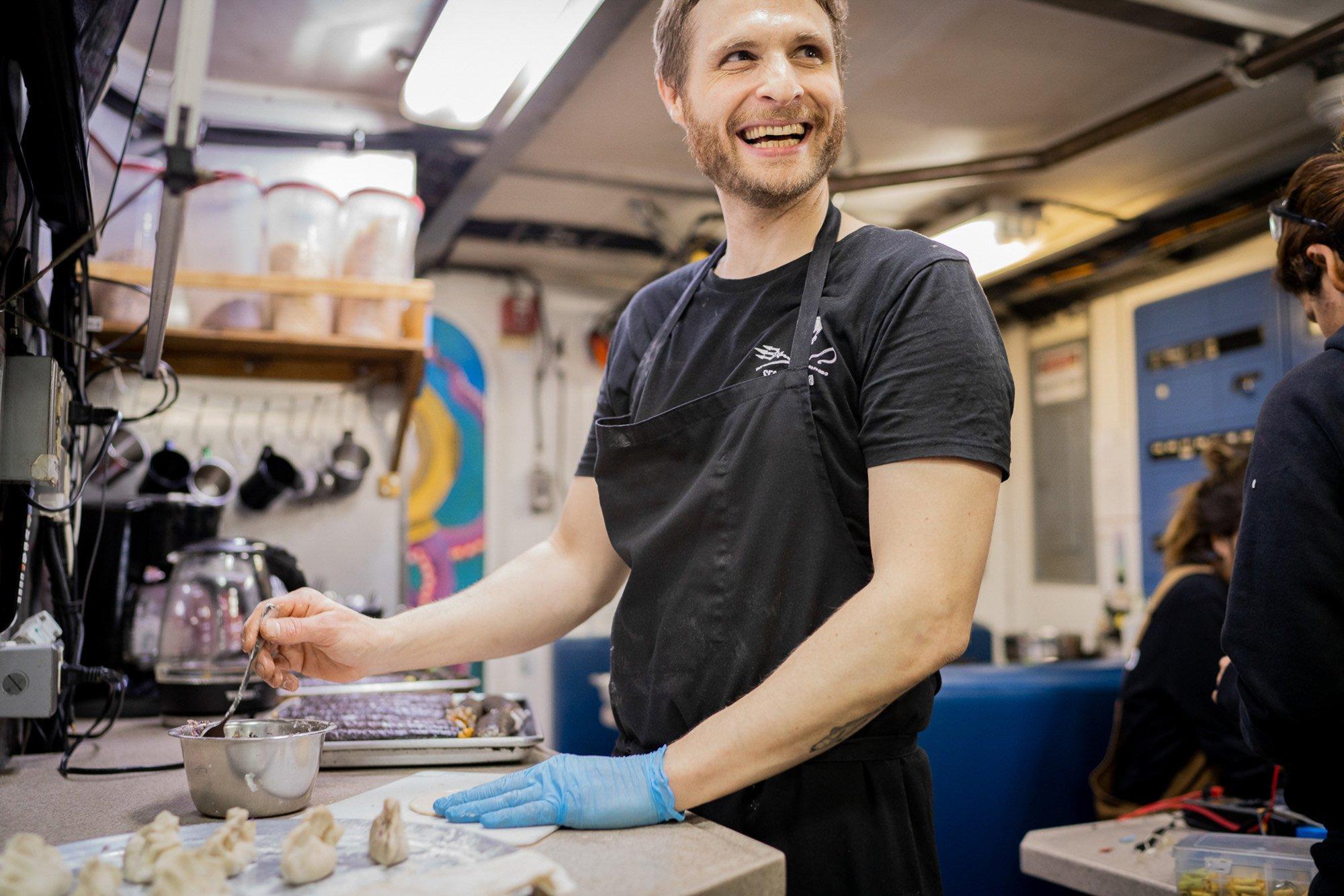 sea-shepherd-chef-vegan-dumplings SEA SHEPHERD