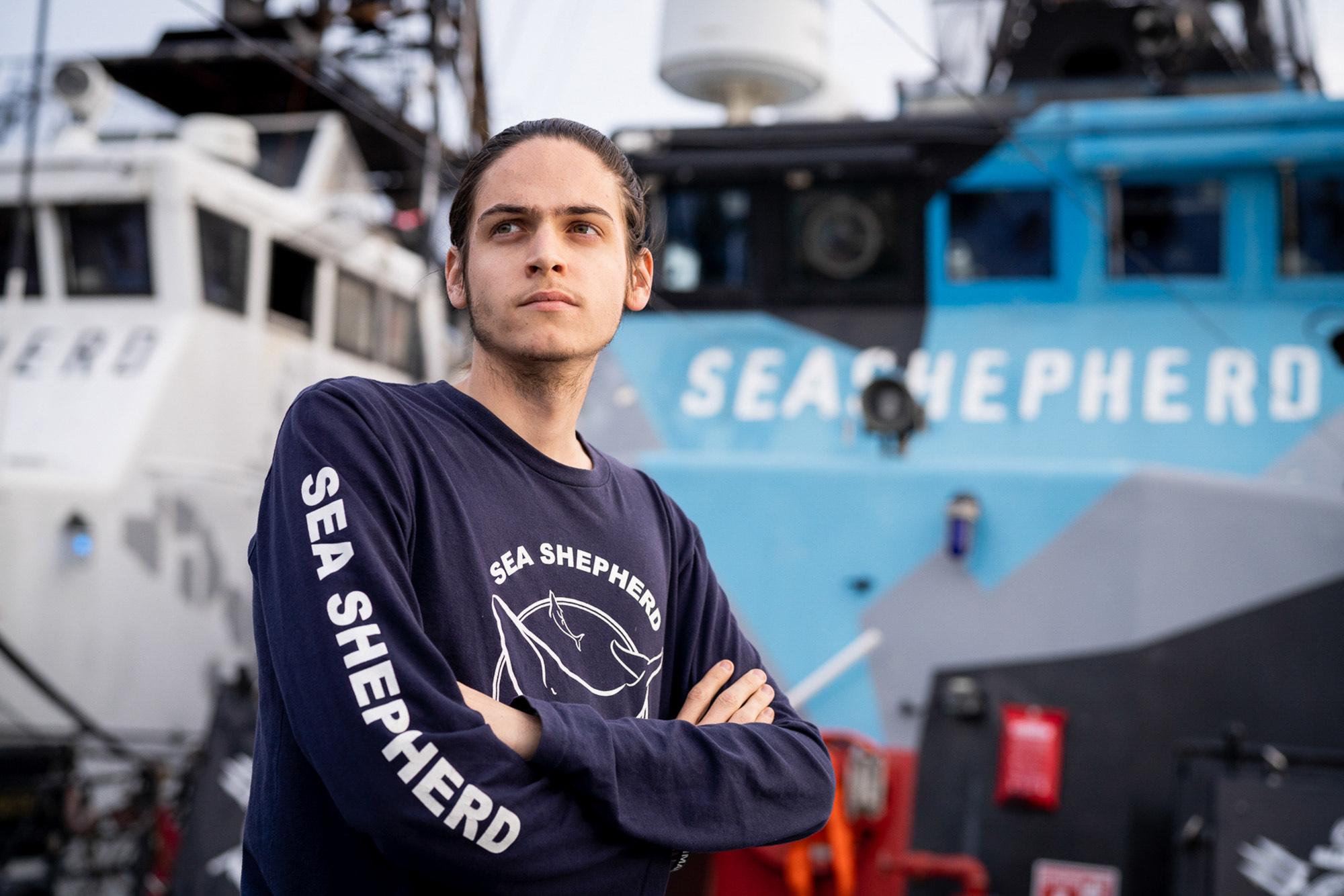 sea-shepherd-first-officer SEA SHEPHERD